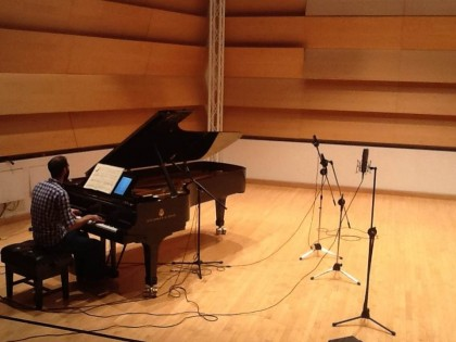 Leeds Steinway session 3