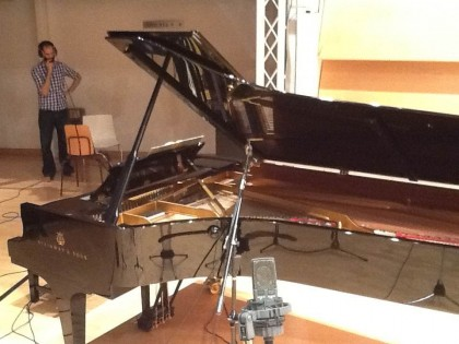 Leeds Steinway session 4